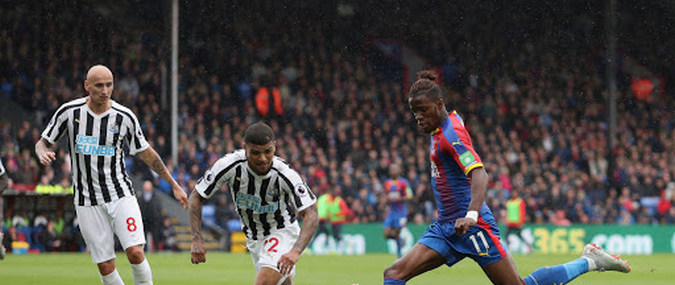 Crystal Palace – Newcastle 27 novembre 2020