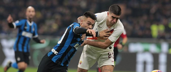 Roma – Inter Serie A 19 juillet 2020