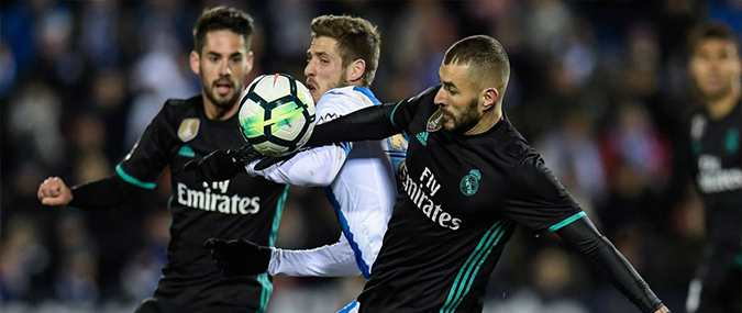 Leganes – Real Madrid 15 avril 2019