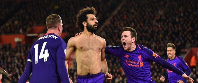 Manchester United – Liverpool 20 octobre 2019