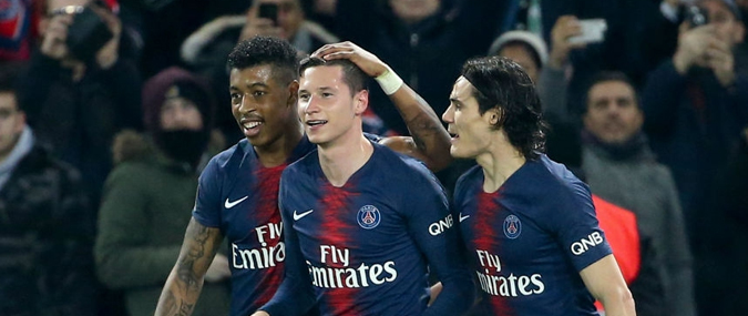 Paris Saint-Germain – Bordeaux 09 février 2019