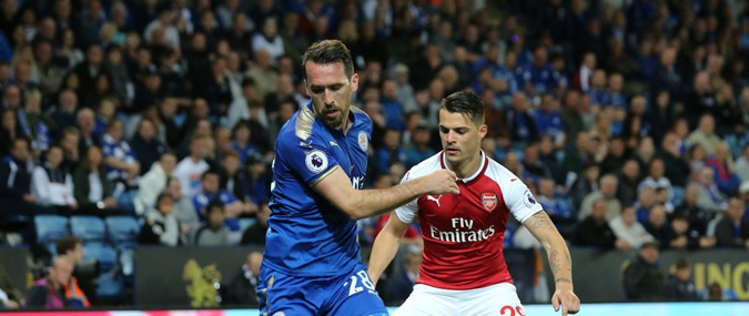 Arsenal – Leicester 22 octobre 2018