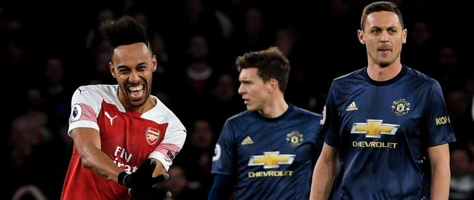 Arsenal – Manchester United 01 janvier 2020