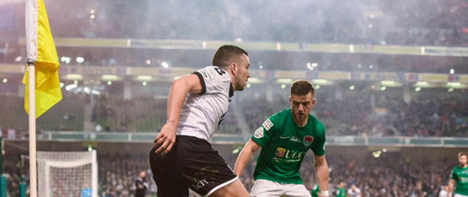 Dundalk – Cork City 29 juin 2018