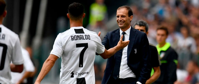 Juventus – Ajax 16 avril 2019