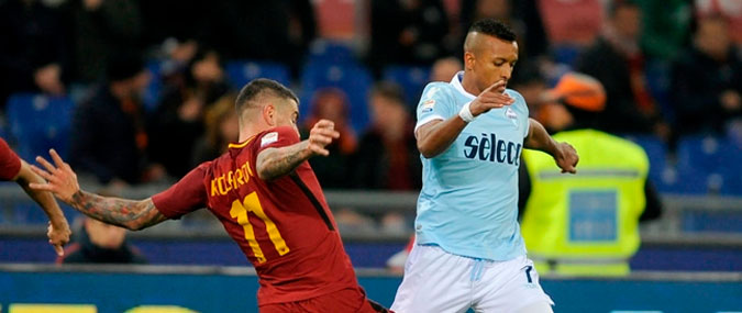Lazio – AS Rome 15 avril 2018