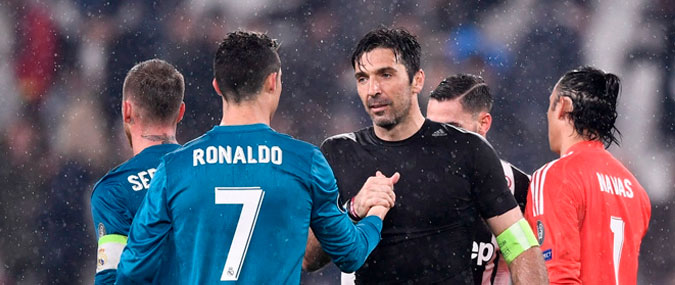 Real Madrid – Juventus 11 avril 2018