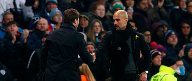 Tottenham – Manchester City 14 avril 2018
