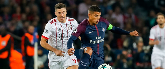 Bayern – Paris Saint-Germain 05 décembre 2017
