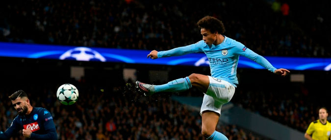 Manchester City – Burnley 21 octobre 2017