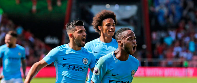 Manchester City – Liverpool 09 septembre 2017