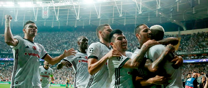 Monaco – Besiktas 17 octobre 2017